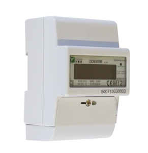 DZT 1 fase kWh meter 230V 5/80A MID LCD 5 2